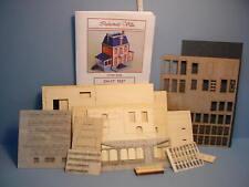 Dollhouse Miniature Iialianate Villa NEW Kit 1/144th - DH/DH #DH17 Dollhouse