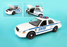 New York Police Department 1:24 NYPD Modellauto Ford Crown Victoria 1/24 Daron