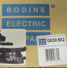 BODINE ELECTRIC CO 0830 BQ Model 830 SCR Speed Control for DC Drive