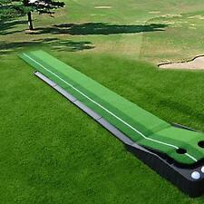 Club Champ Automatic Golf Putting System Green Return Indoor Ball Practice