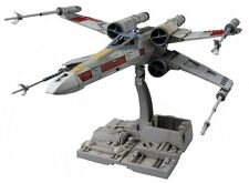 Bandai Star Wars 1/72 X- Wing Starfighter Plastic Model F/S Japan Import