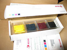 NEW OEM 1 PACK CMYK INK AUTHENTIC XEROX COLORQUBE 8570/8870 GENUINE SOLID STICKS