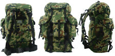 POLISH ARMY BIG BACKPACK WOODLAND PANTERA WZ93 - MILITARY RUCKSACK POLAND BAG