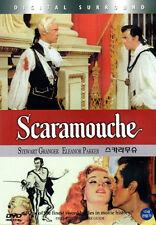 Scaramouche / George Sidney, Stewart Granger, Janet Leigh (1952) - DVD new