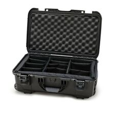 Black Nanuk 935 Case. With Padded Dividers