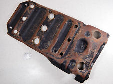 84 HONDA ATC200ES BIG RED SKID BASH GUARD PLATE