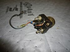 YAMAHA OUTBOARD 250HP STARTER SOLINOLD ASSY 61A-81941-00-00