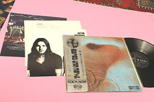PINK FLOYD LP MEDDLE ORIG JAPAN ODEON COMPLETO OBI + 3 INSERTI