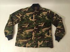 Mens AMAZING VINTAGE Hipster Urban Camo Jacket Sz Small Outfitters Must See!