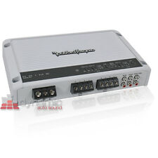 Rockford Fosgate M600-4D 4-Ch. Amp Full Range Class D Marine Amplifier 600W New