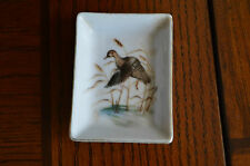 ATC Super Deluxe Automatic Wild Pheasants Made in Japan Trinket dish