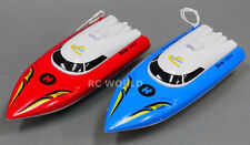 Remote Control RC Micro RACE BOATS Set Mini POWER RC BOATS  W/ 2 BOATS