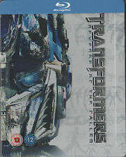 Transformers 2 II, geprägtes Blu Ray Limited Steelbook, Out Of Print, NEU & OVP