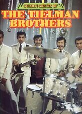 THE TIELMAN BROTHERS golden greats of HOLLAND EX LP