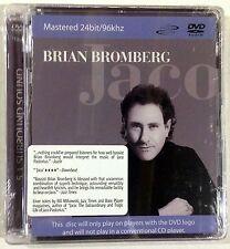 BRIAN BROMBERG - JACO - 10 TRACK MUSIC DVD - SEALED NEW - F973