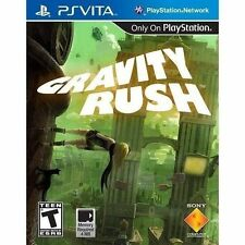 Gravity Rush (Playstation PSV PS Vita) BRAND NEW FREE SHIPPING