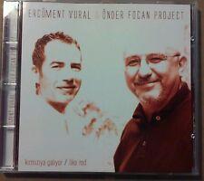 Ercument Vural &Onder Focan Project, Aura records CD 2004, Turkish music
