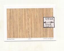 O (1/48) Scale - Oak Floor Sheet QWD3 Wallpaper miniature 3pcs Brodnax Prints