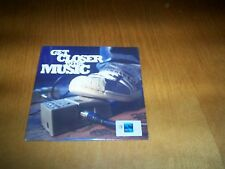 CD GET CLOSER TO THE MUSIC SOUND OF THE BLUE SET VOLUME 1 new