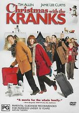 CHRISTMAS With The KRANKS DVD CHRISTMAS MOVIE BRAND NEW R4