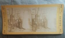 "Antique Stereoview Card ""B"" SERIES ""What is Home Without A Mother In Law"""