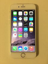 apple iphone 6 16gb white silver mobile phone smartphone unlocked no id lock