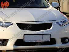 MVTuning Front Grill Sport & Eyelids Honda Accord CU Acura TSX 2011, 2012, 2013