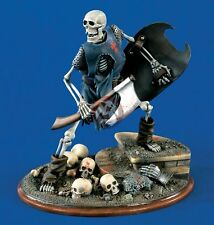 Verlinden 150mm (1/12) Skeleton Warrior Vigentte with Base [Resin Figure] 1338