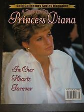 Lot Of 6  Princess Diana Special, Commerative  Collector's Magazines