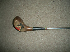 VINTAGE SPALDING POWER-ACTION BOB GOALBY PERSONAL WOOD HEAD GOLF CLUB