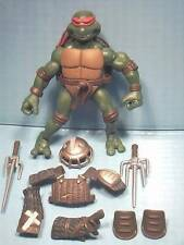 2003 FIGHTIN GEAR RAPH RAPHAEL COMPLETE TEENAGE MUTANT NINJA TURTLES TMNT