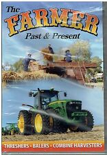 THE FARMER PAST & PRESENT - THRESHERS-BALERS-COMBINE HARVESTERS - FREE POST UK