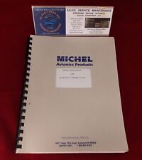 Michel MX385 Nav/Com Receiver Instructional Manual $100
