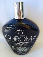 Chroma 200x Instant Black Bronzer Tanning Bed Lotion Brown Sugar Tan Inc