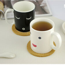 350ml Magic Morning Ceramic Coffee Cup Cute Smiling Face Color Changing Mug