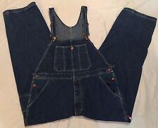 Vintage 90s Tommy Hilfiger Blue Bib Overalls Jeans XL Vintage Tommy Jeans Mens