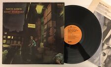David Bowie - The Rise & Fall of Ziggy Stardust - 1972 1st Press LSP-4702 (NM)