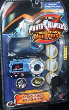 Power Rangers Operation Overdrive Mercury Morpher Newaled 2006