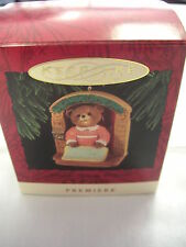 "1993 ""You're Always Welcome"" Premiere - Hallmark Keepsake Ornament - NIB"