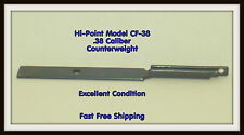 Hi-Point CF-38 Counter Weight .380 Caliber Excellent - Fast Free Shipping