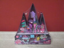 My Little Pony MLP Canterlot Castle TARGET New Sealed Starbeam Twinkle RARE OOP
