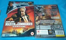 Master And Commander The Far Side Of The World DVD With Halliwel Adventure Guide