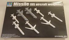 Trumpeter 1/32 US Aircraft Weapons AGM Missiles 3306