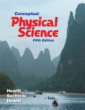 Conceptual Physical Science, by Hewitt, 5th Edition