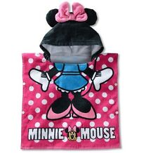 disney minnie mousecotton bathrobe cloak kids bath swim beach towels Towel QT102