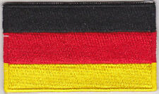 Germany Country Flag Embroidered Patch T4
