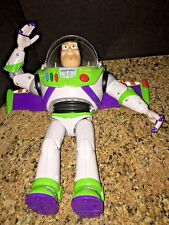 COLLECTOR TOY STORY BUZZ LIGHTYEAR TALKING ACTION FIGURE- THINKWAY TOYS- RARE