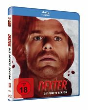 4 Blu-rays * DEXTER - STAFFEL / SEASON 5  #  NEU OVP +