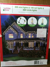 1,500 Clear Mini Christmas Lights Starter Kit Wedding Patio Lights IndoorOutdoor