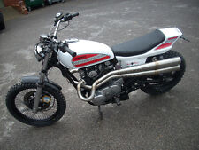 CAFE RACER BUILDS / FLAT TRACKER CONVERSIONS DONE .ALL MAKES ,TRIUMPH XS , SEAT.